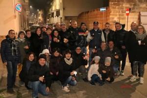 Le focare in onore di Sant'Antonio da Padova