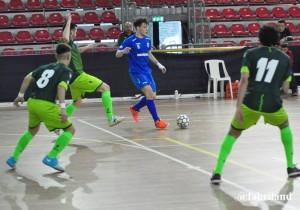 Calcio a 5 serie B,  ancora una vittoria per i pratesi