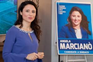 Conferenza Stampa del candidato a Sindaco di Reggio Calabria -Angela Marcianò-