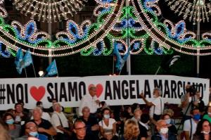 """Il comizio di chiusura Di """"Angela Marcianò""""  Candidata a Sindaco di Reggio Calabria"""