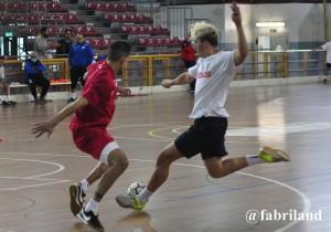 Calcio a 5 serie A2, amichevole precampionato per il Prato