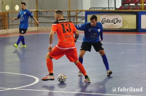 Calcio a 5 serie A2,  Prato sconfitto in casa dal Città di Mestre